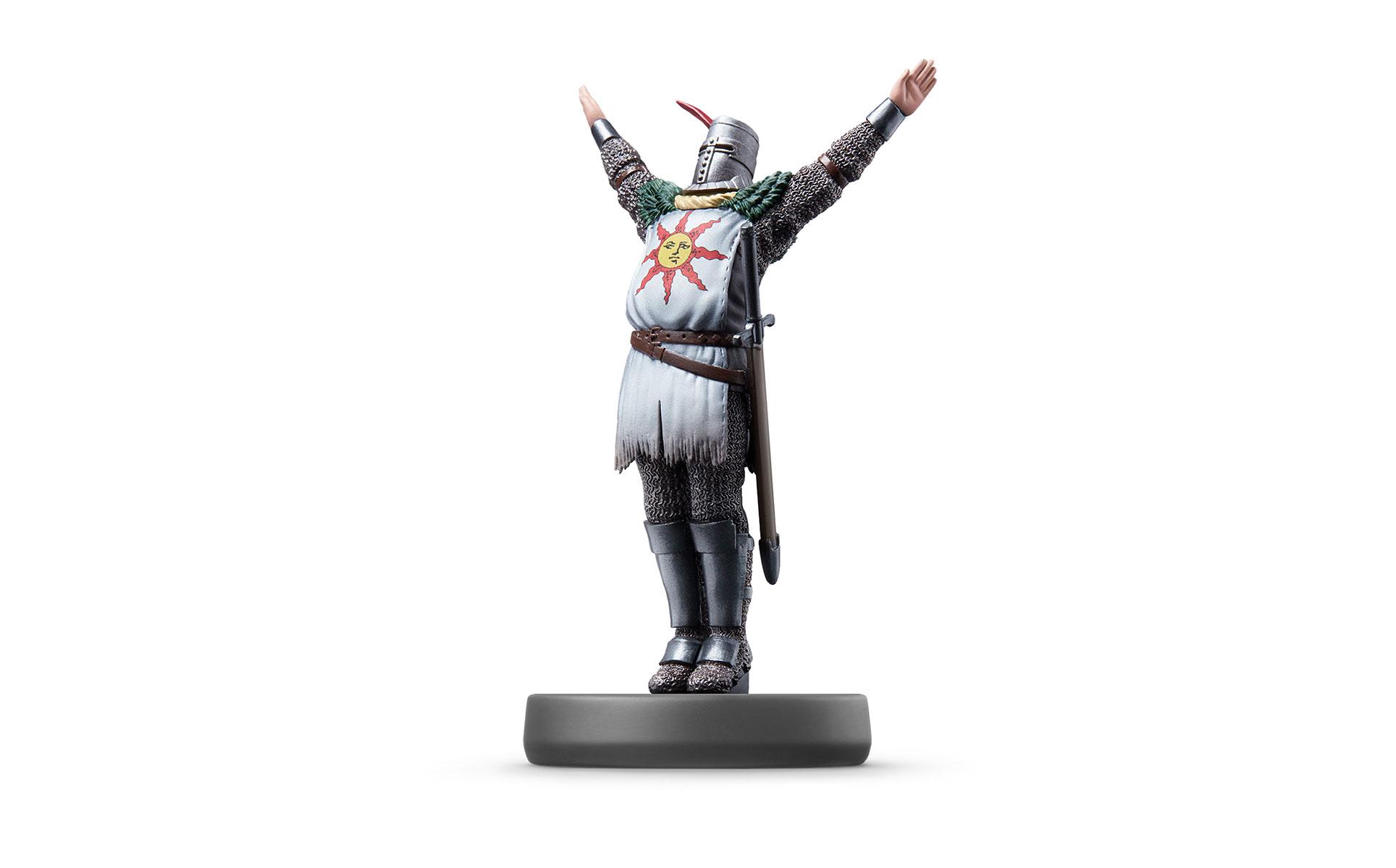 """Bekommt eine eigene amiibo-Figur: der schwer gerüstete Held aus """"Dark Souls Remastered""""."""