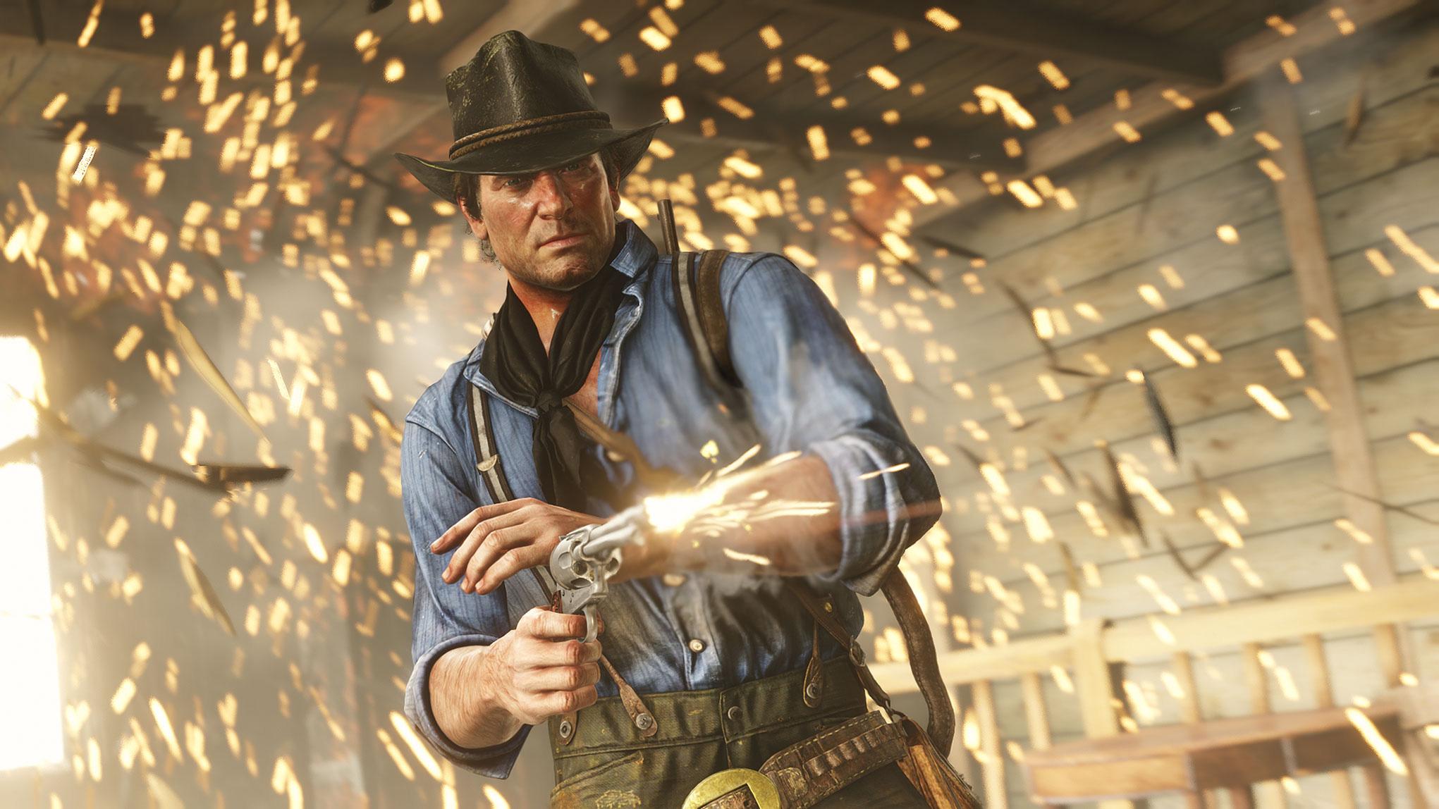 """Die Welt von """"Red Dead Redemption 2"""" ist riesengroß und das Spiel selber relativ träge. Die Konsequenz daraus: Nur etwa 22 Prozent der Käufer haben Held Arthur Morgen  bis zum bitteren Ende begleitet."""