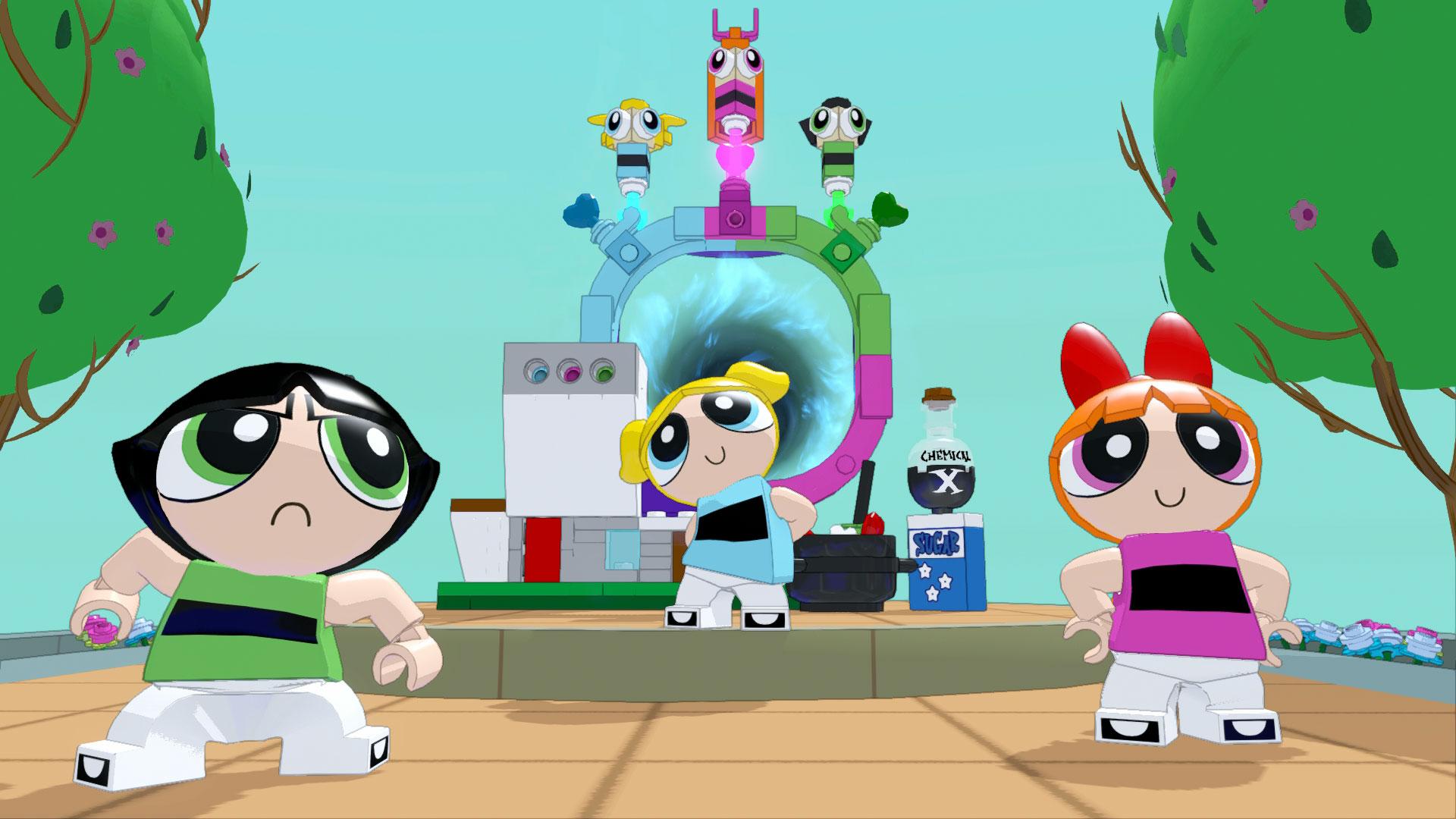 Powerpuff Girls (Spaß- und Team-Paket)