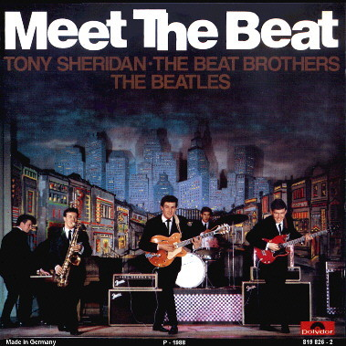 Tony Sheridan LP