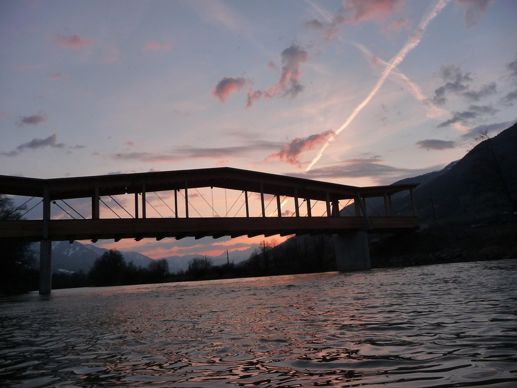 Radlacher Draubrücke