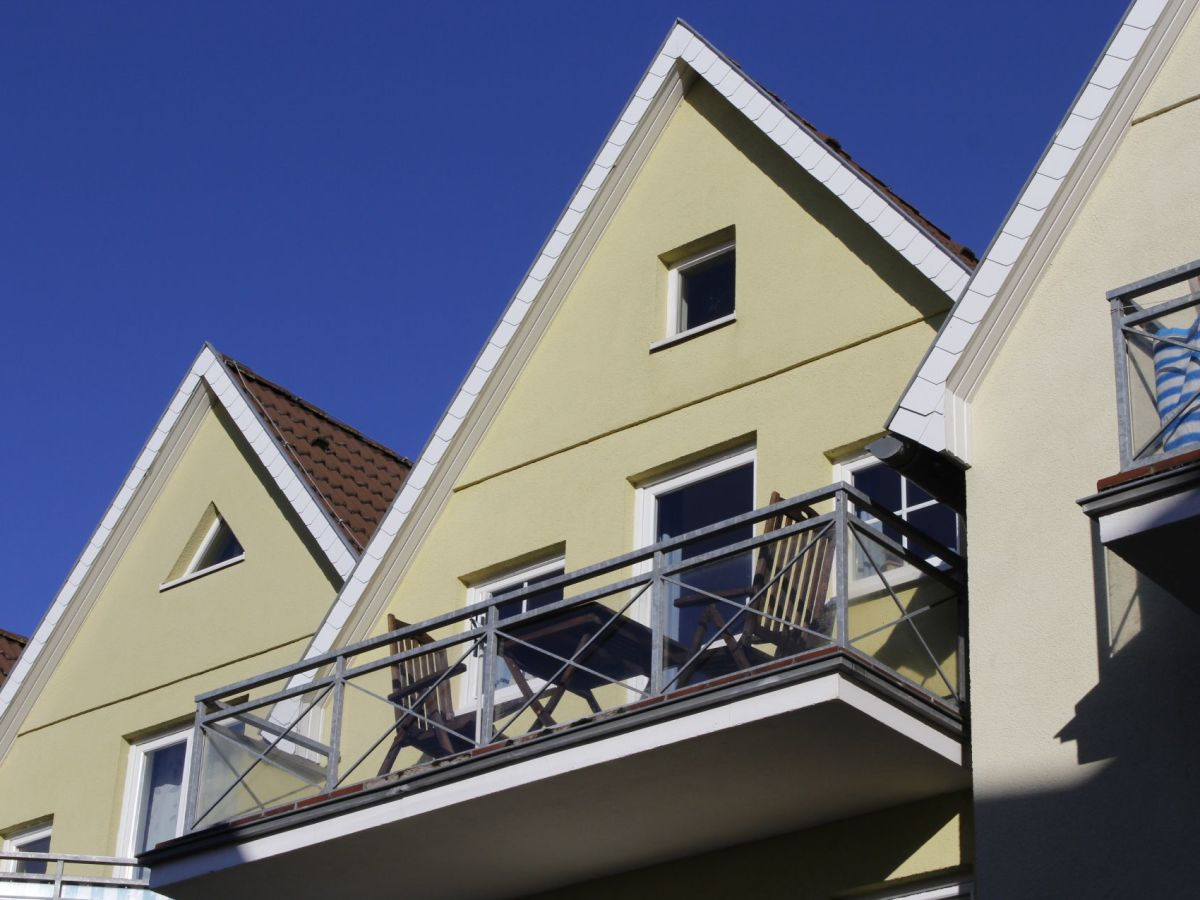 Balkon der Fereinwohnung