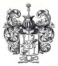 Coat of arms Cornelis de Graeff
