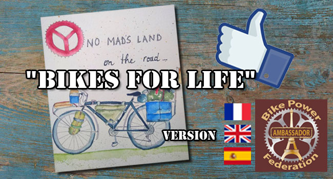 """Mission """"Bikes for life"""""""