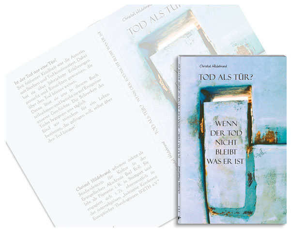 Theologin Christel Hildebrand · Buchcover