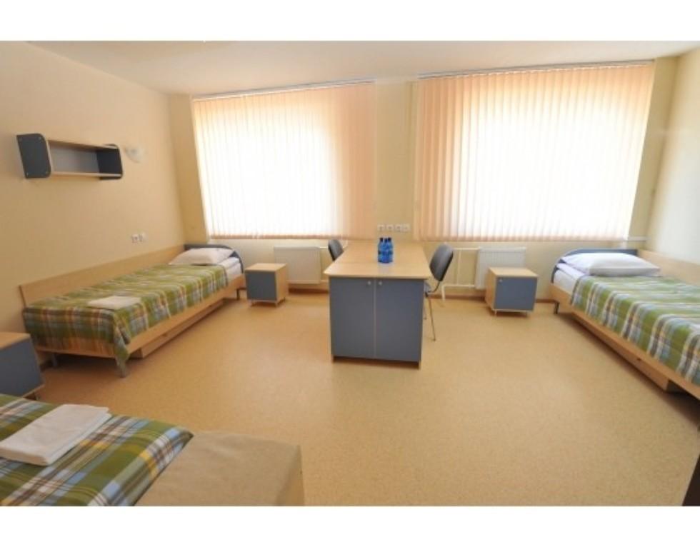 habitación - Villa estudiantil KFU