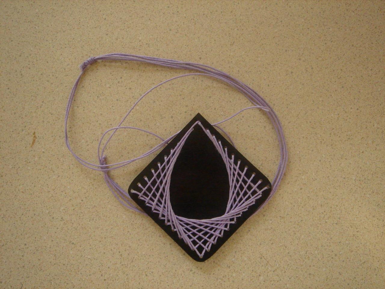 Medallones en Plástico o cartón (forrado con papel reciclado)