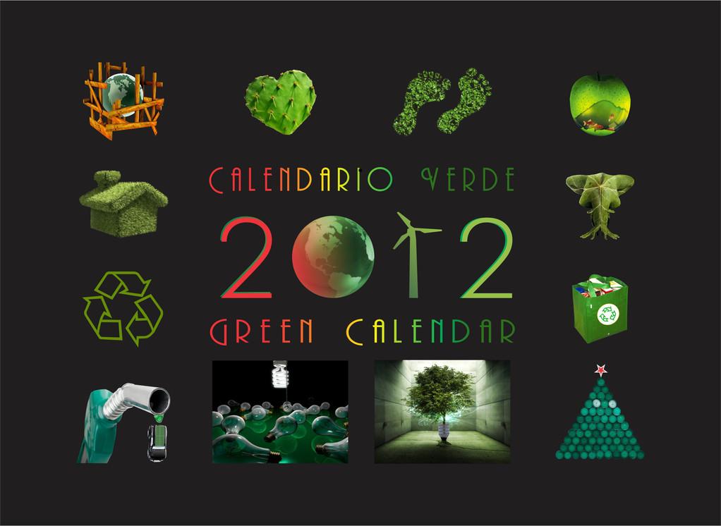 Calendario Ecológico 2012 - Portada