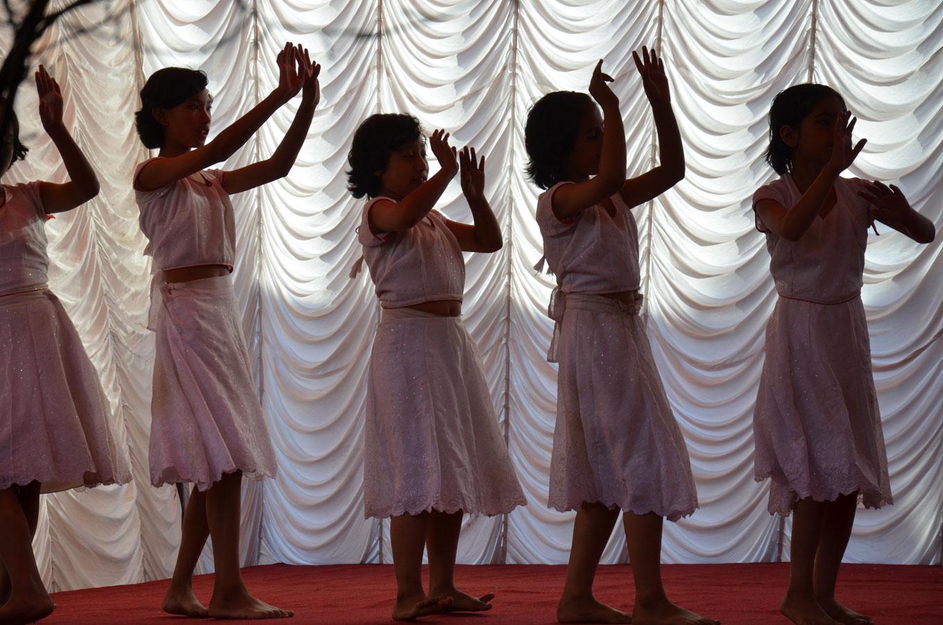 Unsere Tänzerinnen