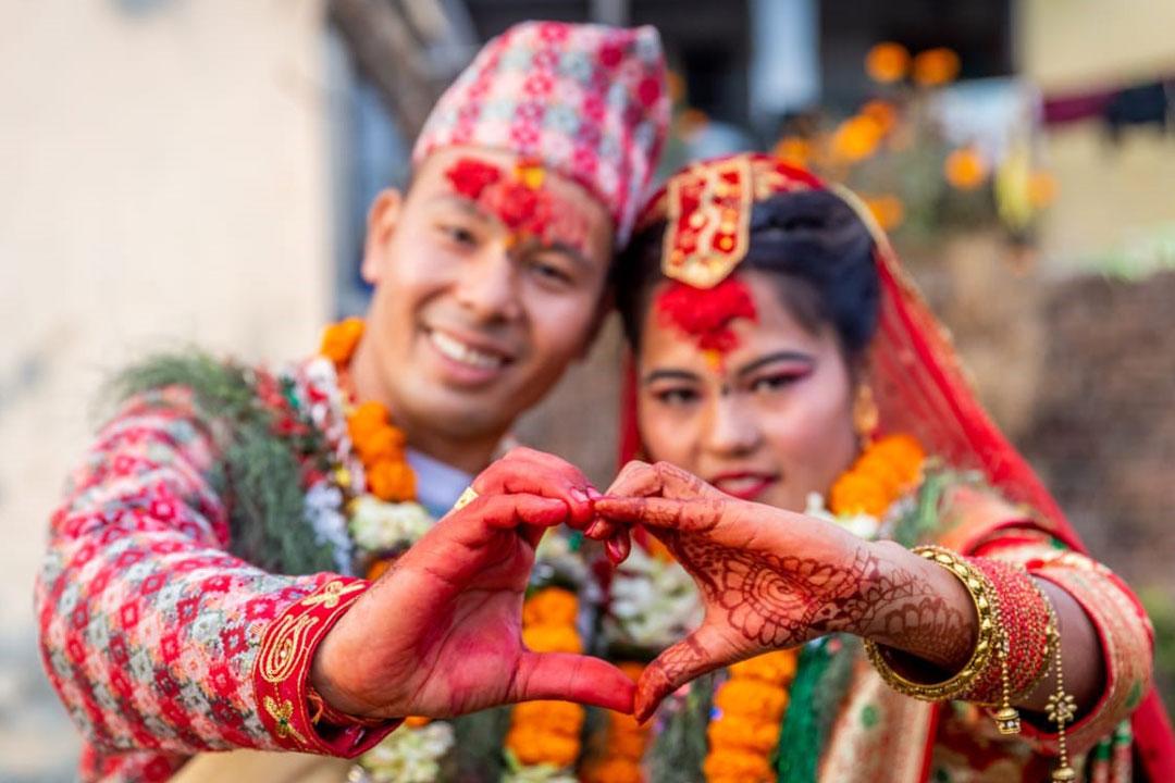 Tilak und Sunita