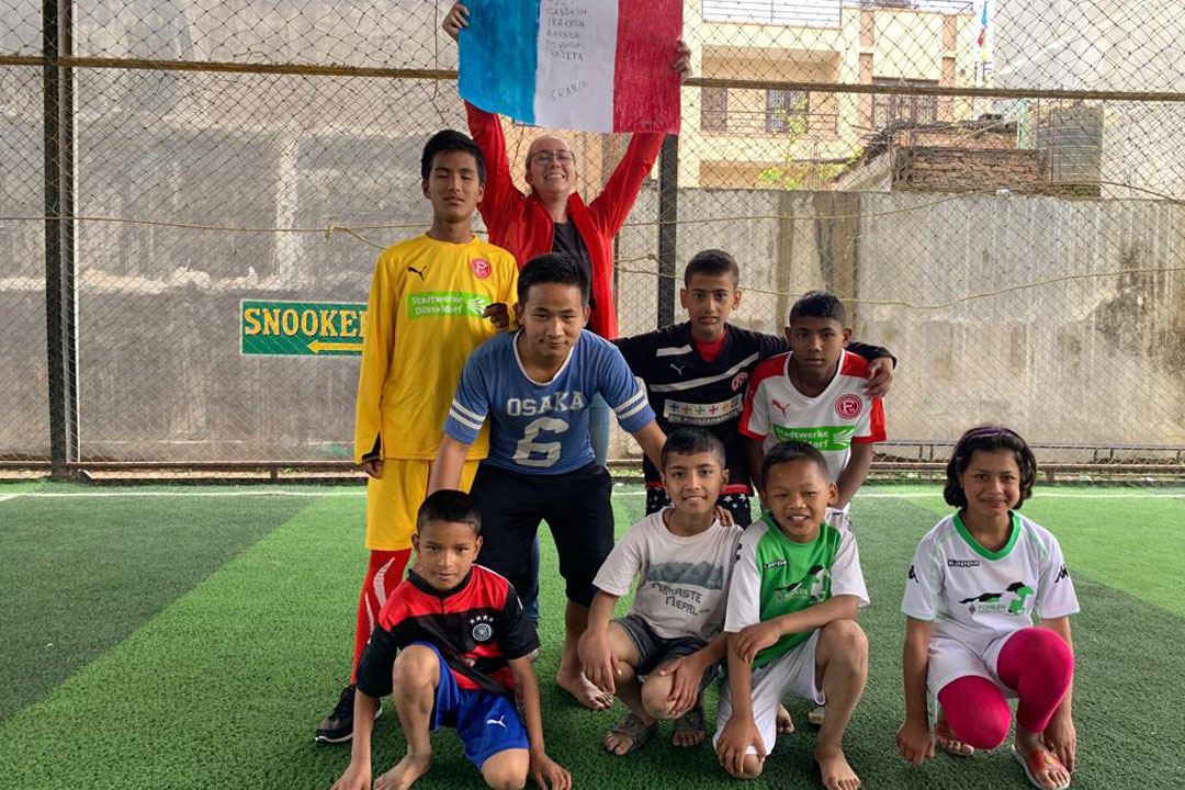 Team Frankreich