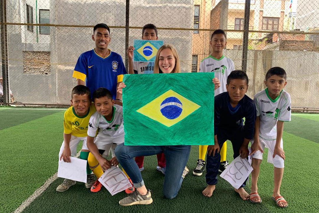 Team Brasilien