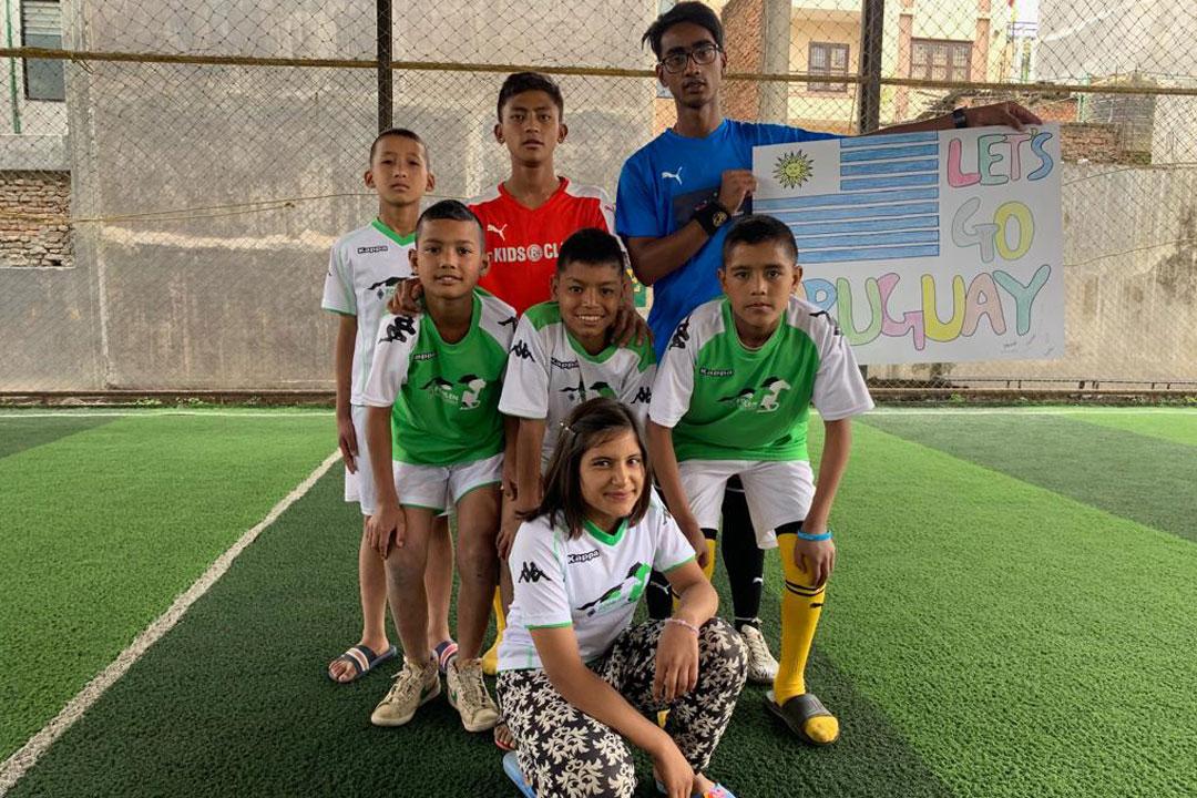 Team Uruguay