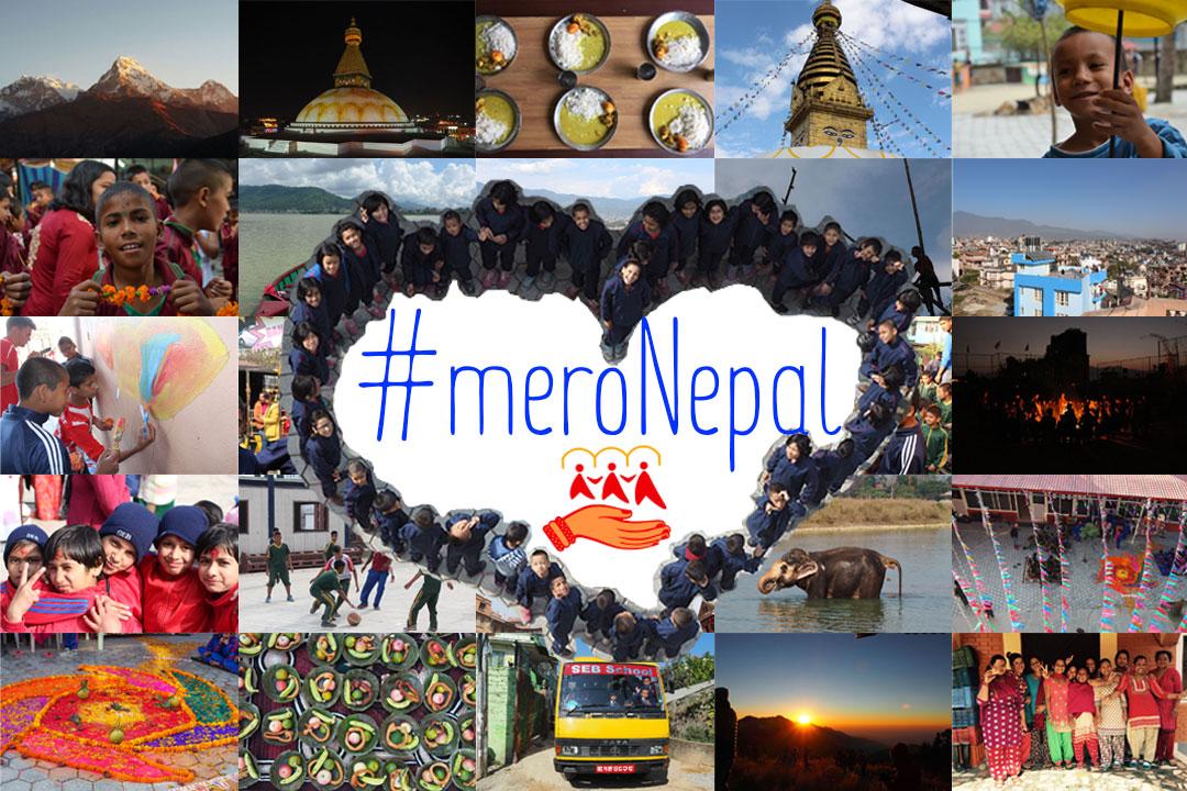 Was ist eigentlich #meroNepal?