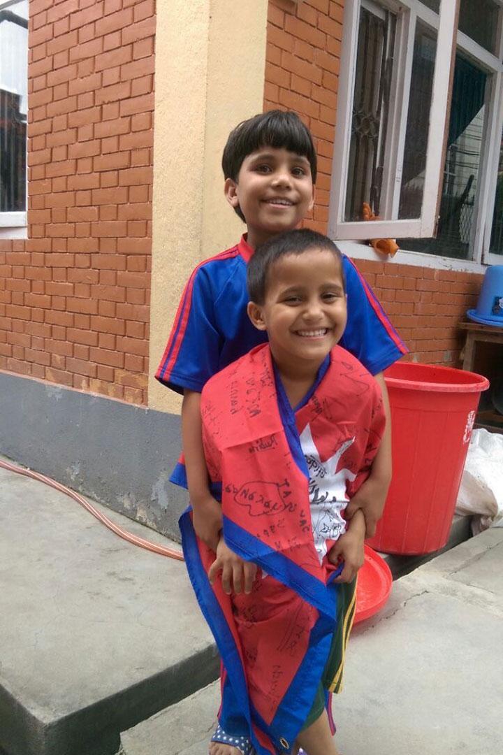 Bhumisara und Jamuna