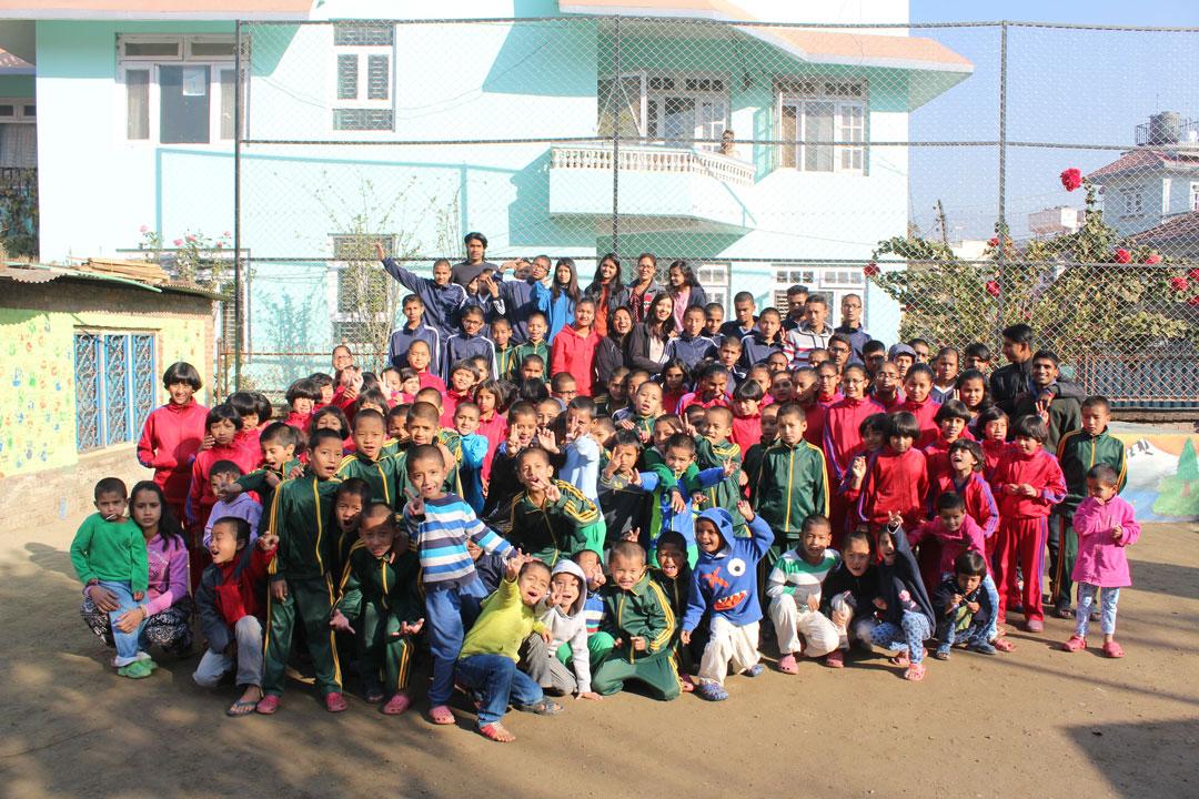 Gruppenbild im Dezember 2016