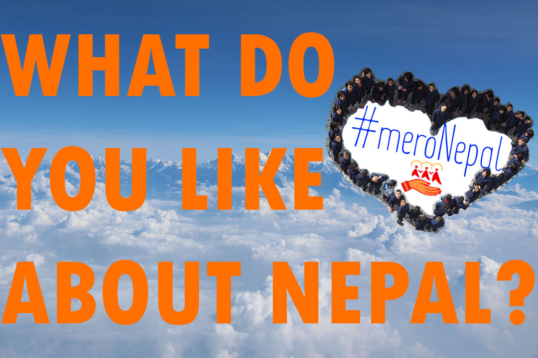 Specialvideo: What do you like about Nepal?