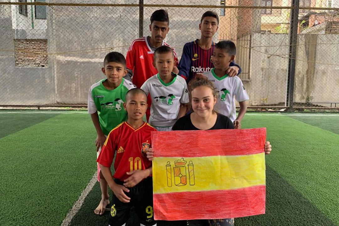 Team Spanien