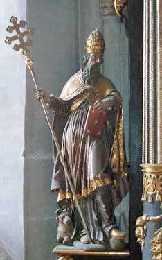 Papst Silvester I.