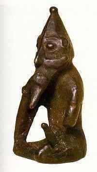 Freyr-Figur aus Rällinge