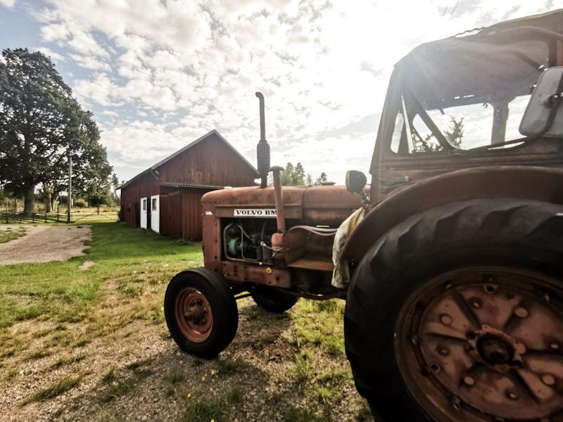 Sweden: where even the tractors are Volvo