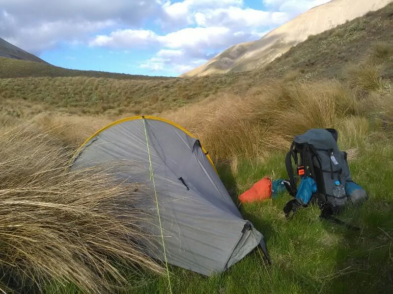 Lovely camping spot
