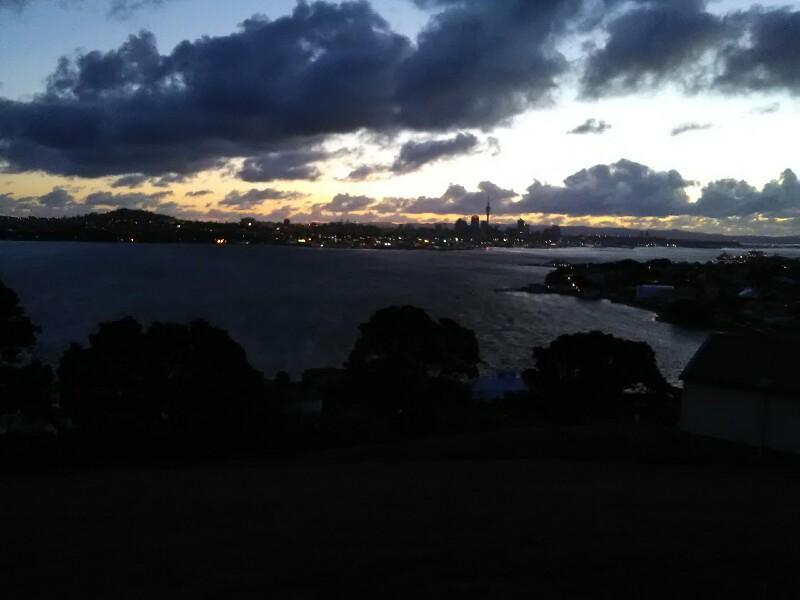 Hello Auckland!