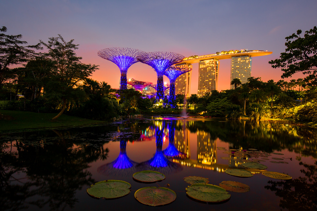 Gardens by the Bay, Singapore  (A7)