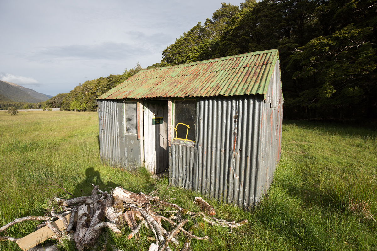 Camerons Hut (Day 92)