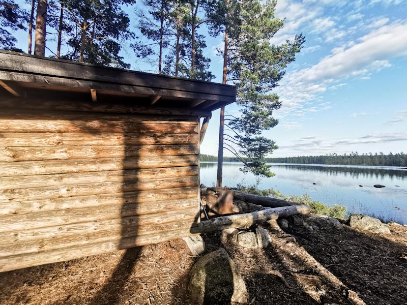 Kråksjön Vindskydd