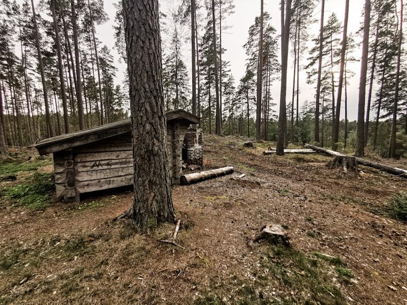 Röåsjön Vindskydd