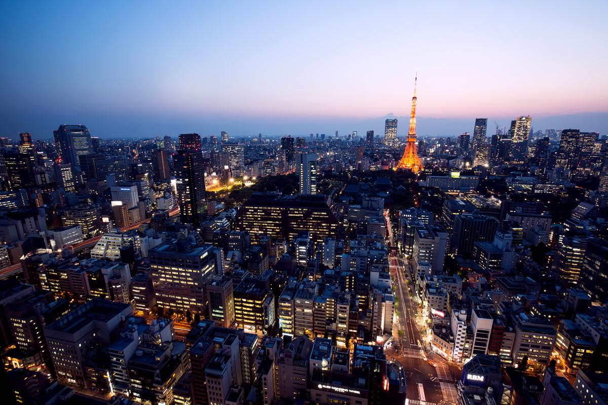 Tokyo Tower, Japan (B7)