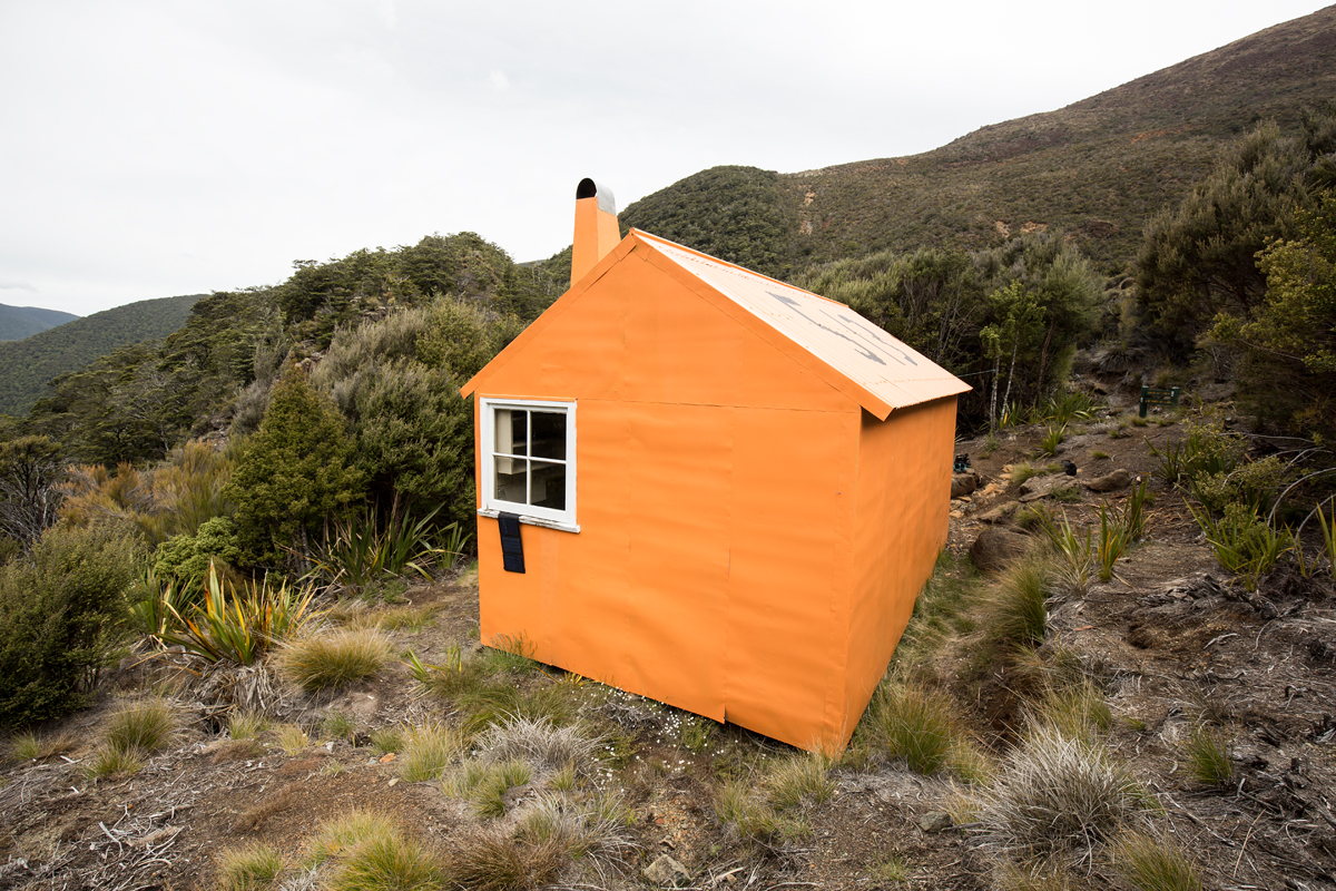 Top Wairoa Hut (Day 83)