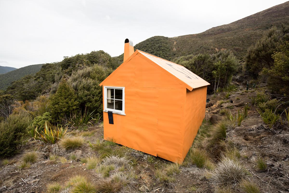 Top Wairoa Hut (Day 83)