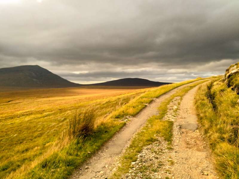 Road to Cape Wrath