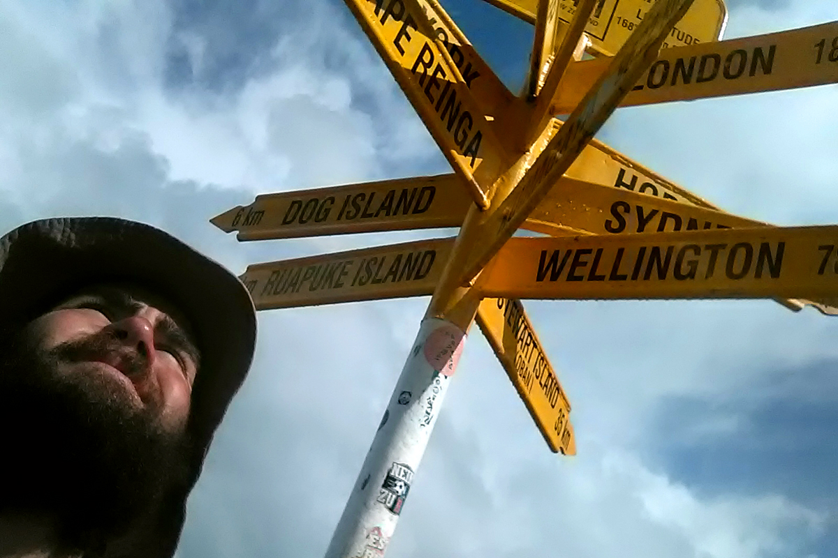 So, what's next?, Stirling Point, New Zealand