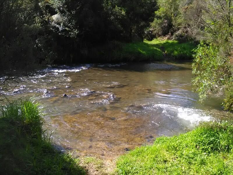 ...river...
