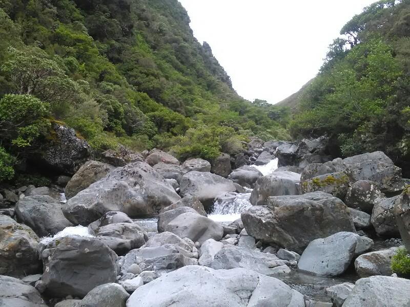 Following Deception River