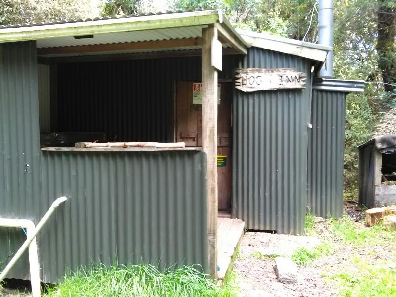 Bog Inn Hut