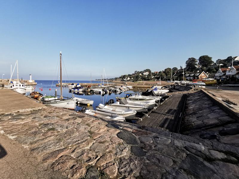 One of many harbors