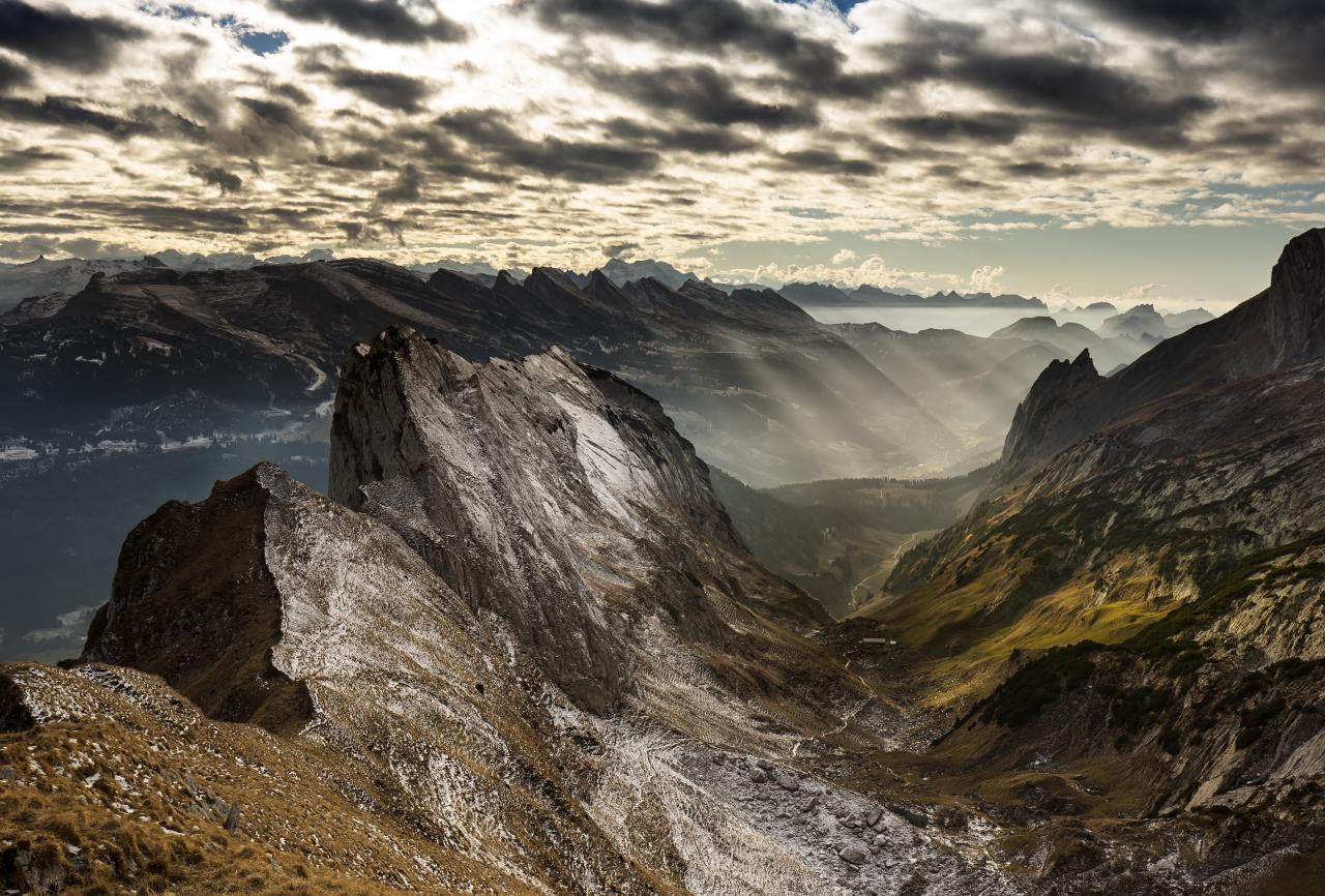 Alpstein, Switzerland (A29)