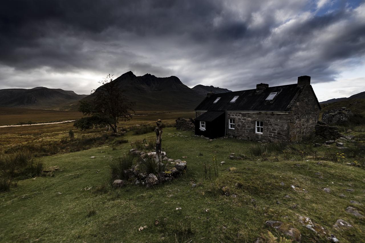 Bothy, Scotland (A49)