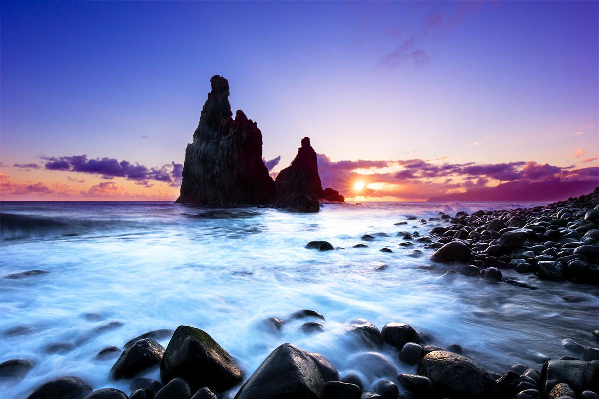 Ribeira Da Janela, Madeira, Portugal (A15)