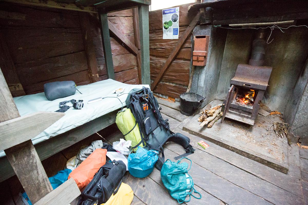 Bog Inn Hut (Day 39)