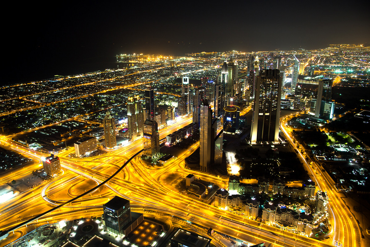 Dubai, United Arab Emirates (B5)