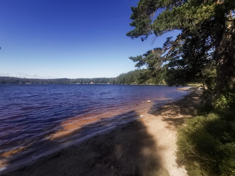 Sandy Beach included