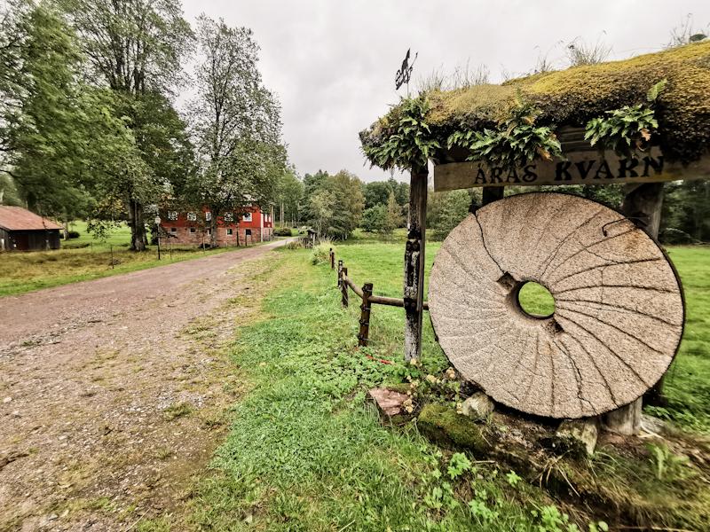 Aras Kvarn mill