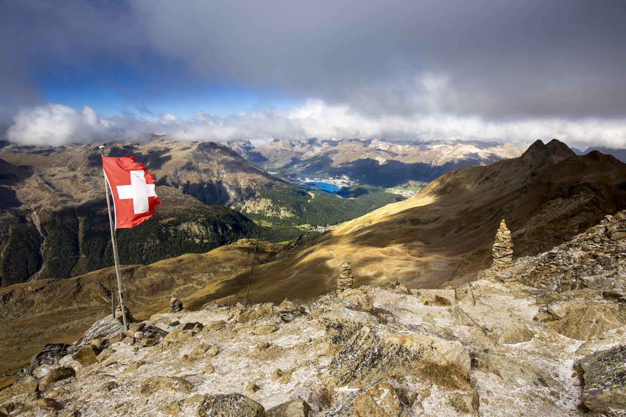 Piz Languard, Switzerland (A42)
