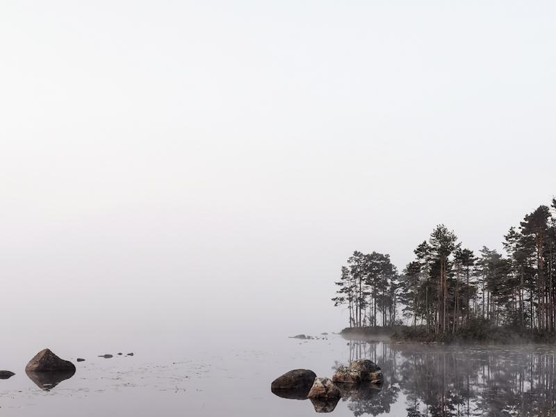 Infinity lake