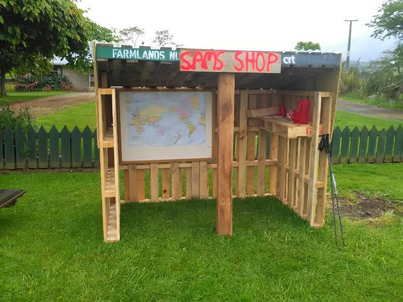 Sam's Shop